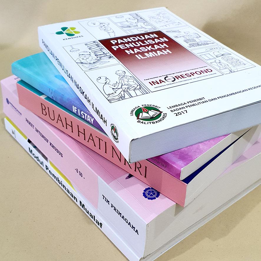 Cetak buku quantity
